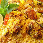 Bawarchi Biryani Point - Menu