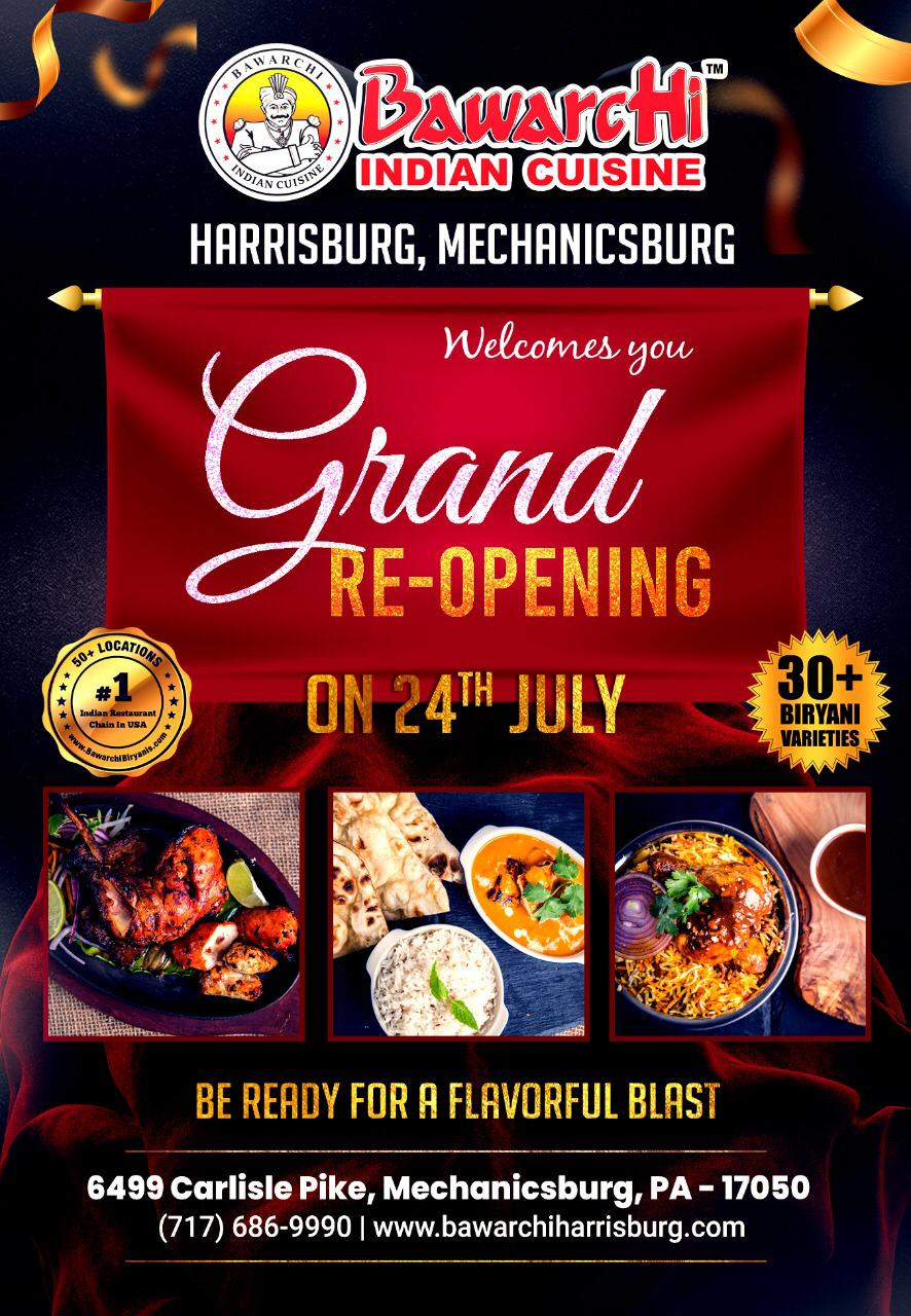 Grand Opening July 24th