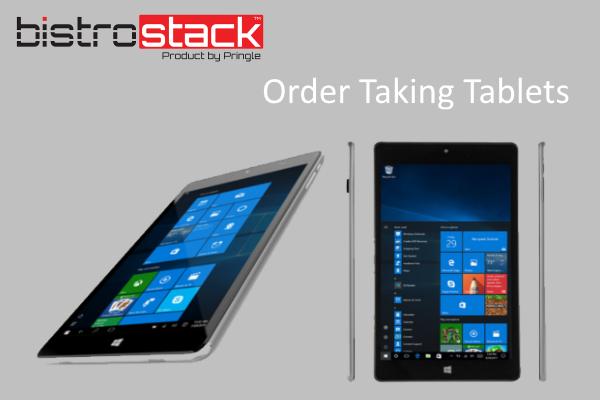 Order Taking Tablets