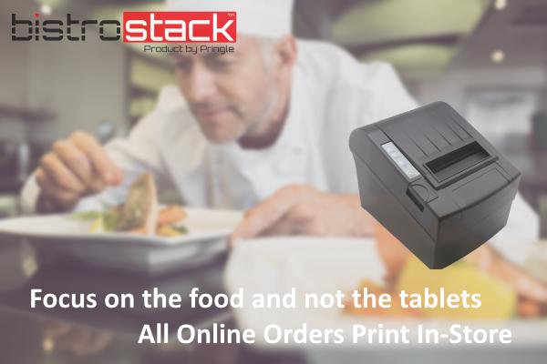Orders Print In-Store