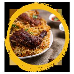 Chicken Pot Biryani