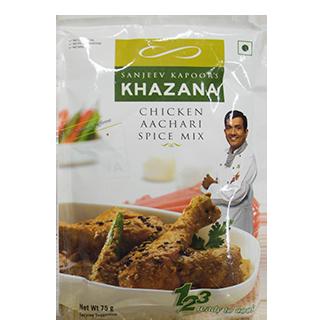 Sanjeev Kapoors Chicken Achari