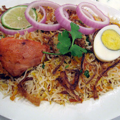 Bawarchi Biryani Point Home