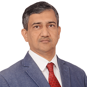 Managing Director - Ashish Gharpure