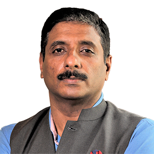 Director - Dr. Anil V Pillai