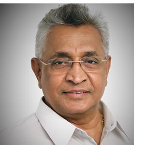 Chairman - Dr. Varaprasad Reddy Koduru