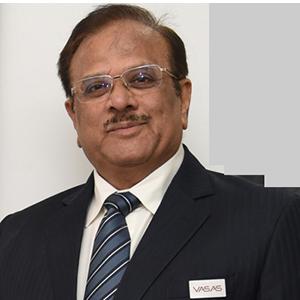 President - Dr. Jaimin Rasiklal Vasa