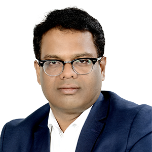 Managing Director  - Sandip Patnaik
