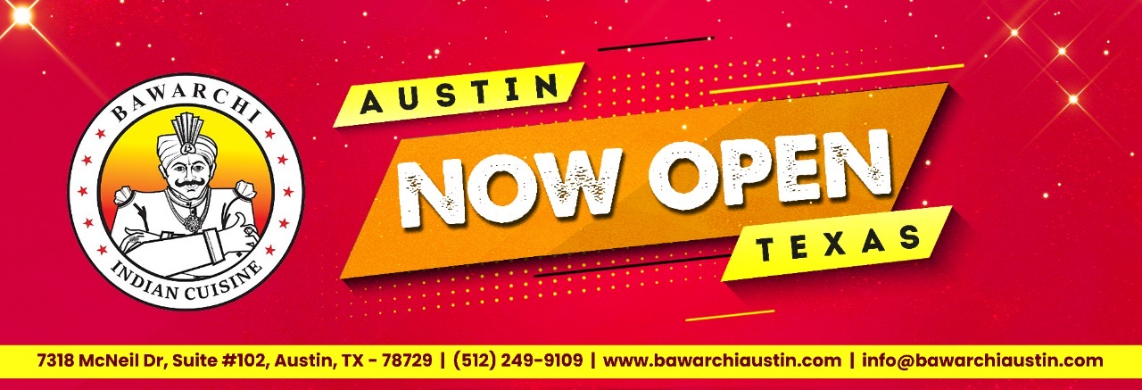 Bawarchi Orlando - Now Open