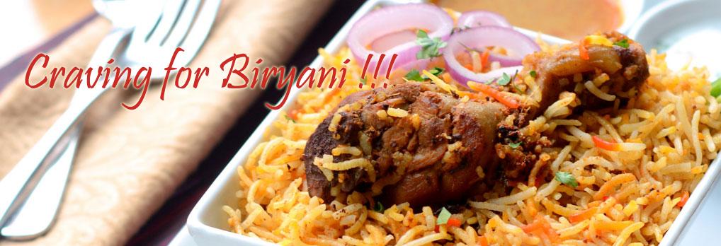 Bawarchi Banner Food