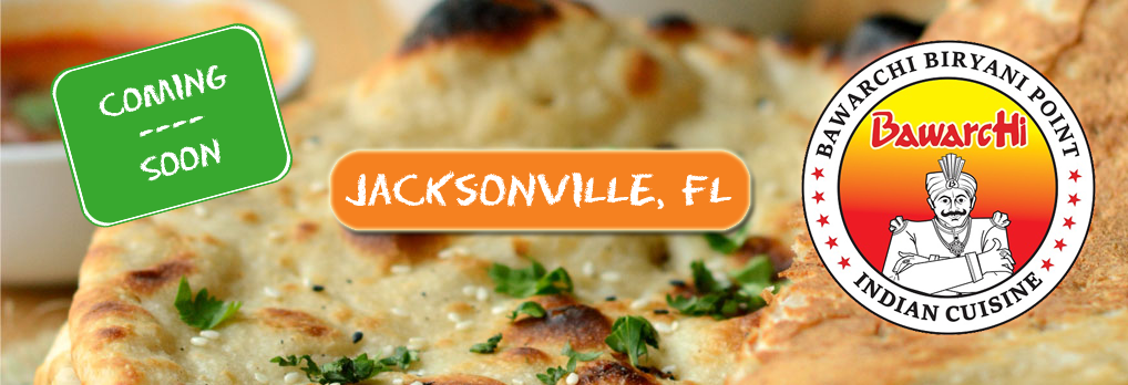 Bawarchi coming soon location - Jacksonville FL