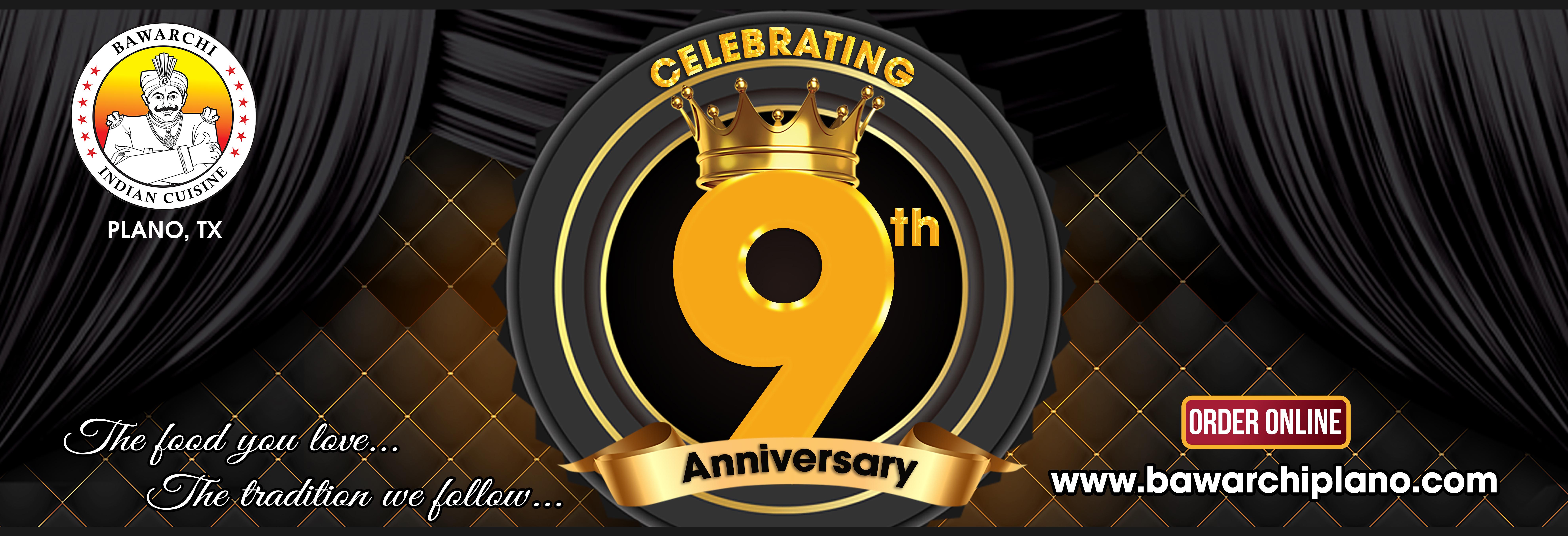 Bawarchi Plano TX 8th_Anniversary