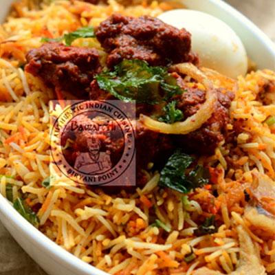 Bawarchi Special Boneless Chicken Biryani
