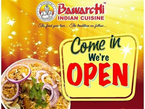 Bawarchi Biryanis Cincinnati - We are Open