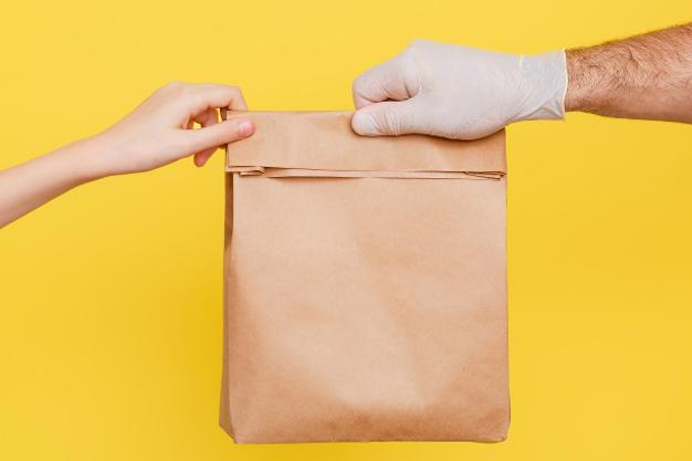 Take Out Bag