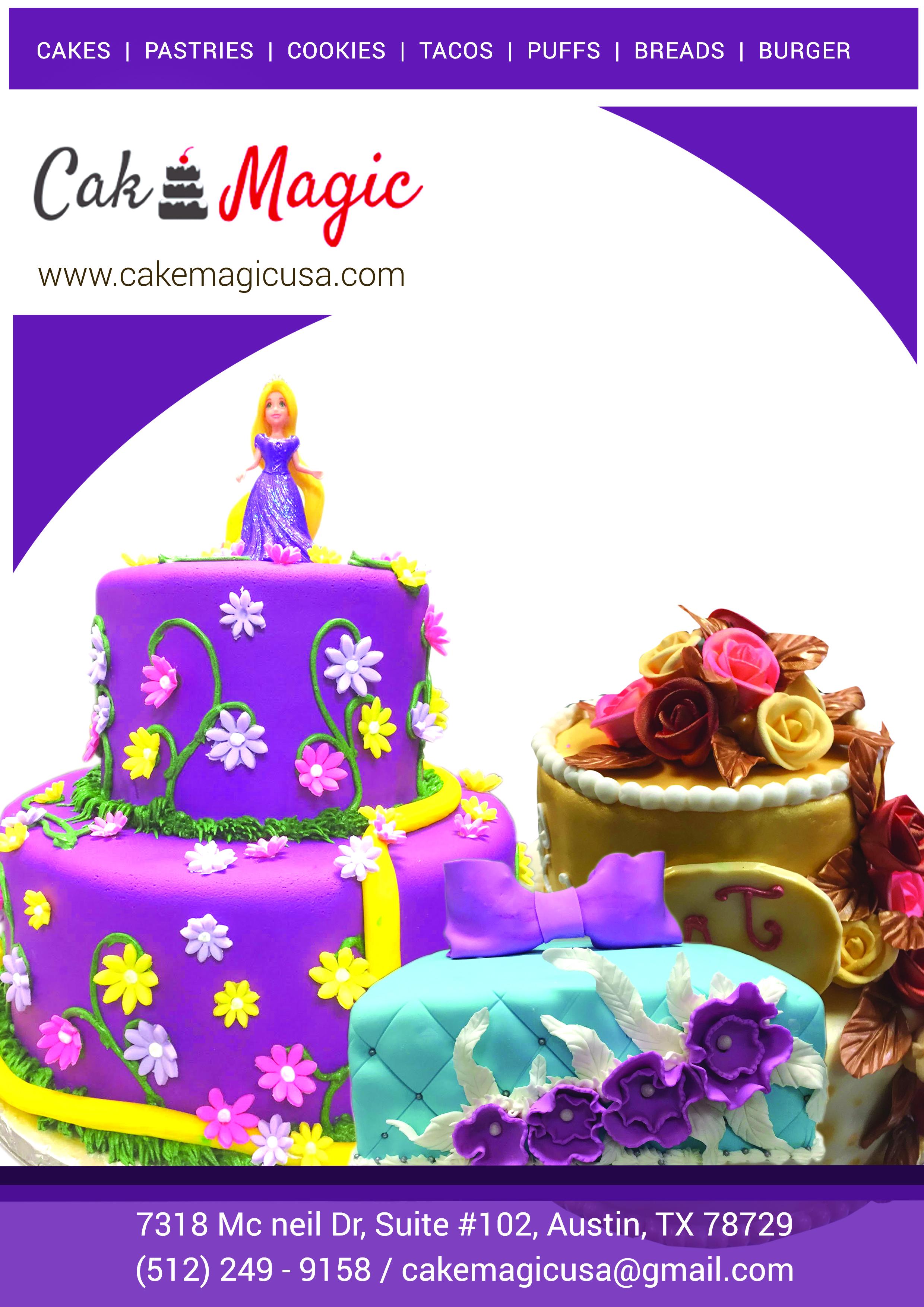 Cakes Magic